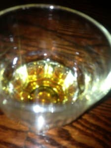 Shot #4: Red Breast at Irish Whisky House