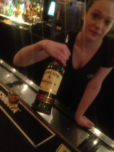 Shot #5: Jameson 12 Year Special Reserve at Madhatter