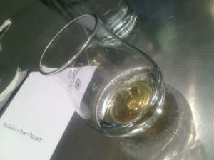 Always finish with a dram..